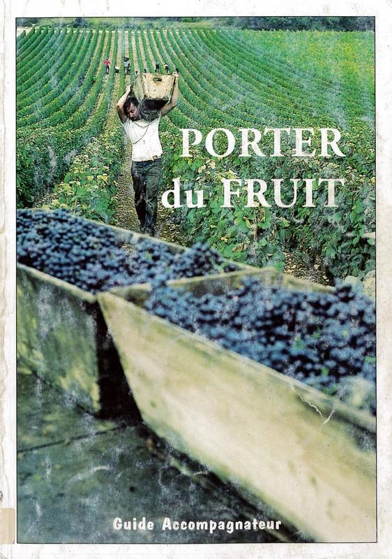 Porter du fruit