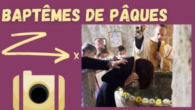 Baptêmes de Pâques